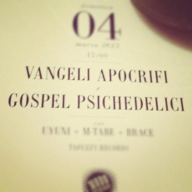 Gospel psichedelici