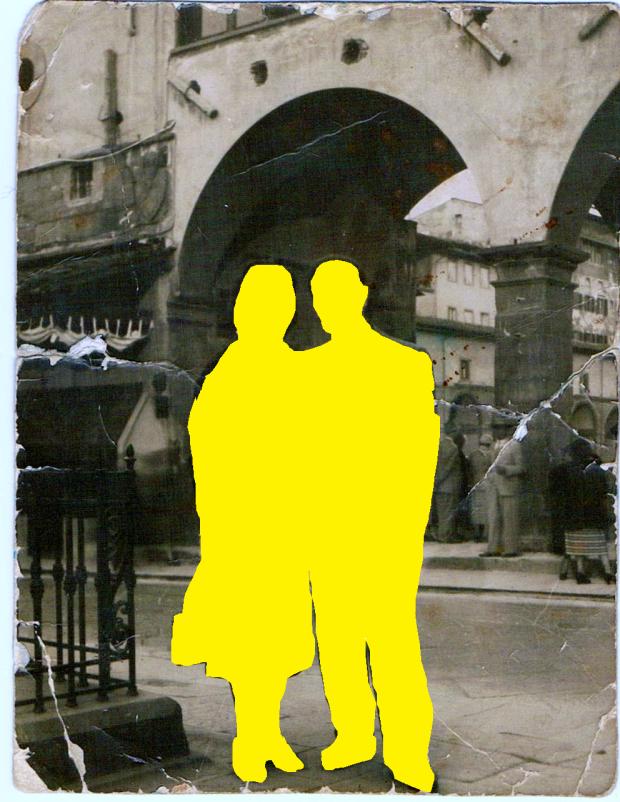 Il giallo dei sorrisi - W.P.